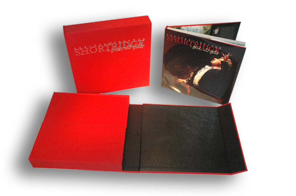 Specialty Binding, Presentation Box